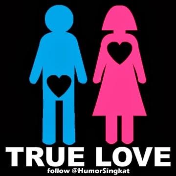 true love Kumpulan DP BBM Romantis Untuk Pacar