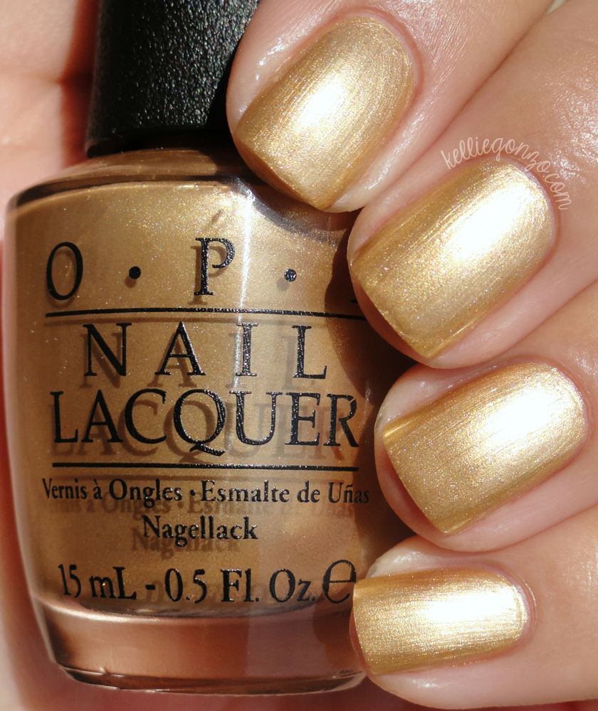 OPI 50 Years of Style | kelliegonzo