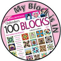 Quiltmaker 100 Blocks Vol 7