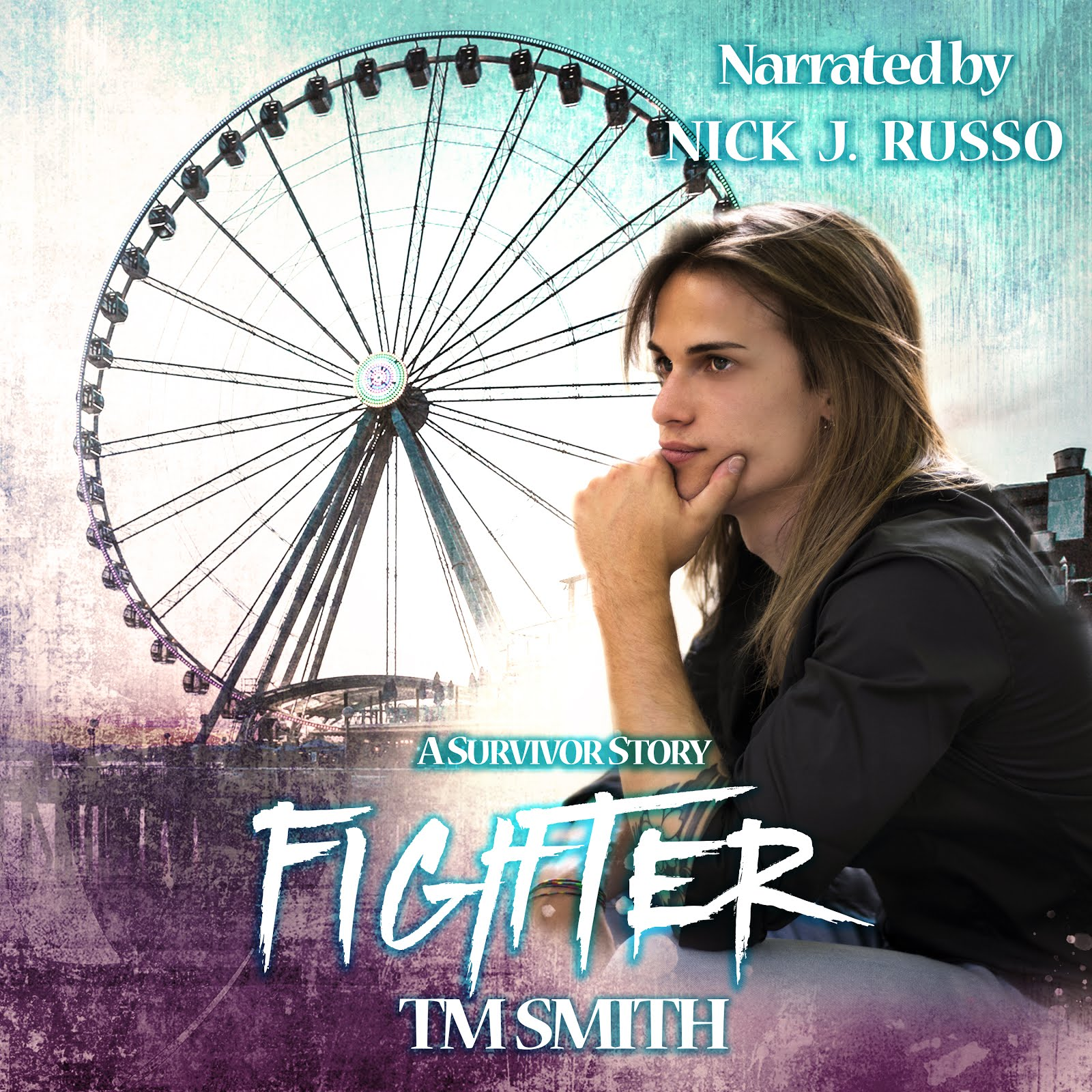 Fighter (Survivor trilogy book 3) by TM Smith available in eBook and from Audible!