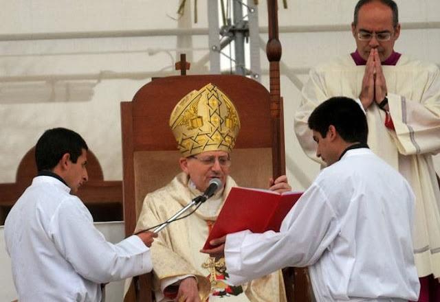 El enviado del Papa Francisco beatificó en Córdoba al Cura Brochero 0914_brochero_g11.jpg_1853027551