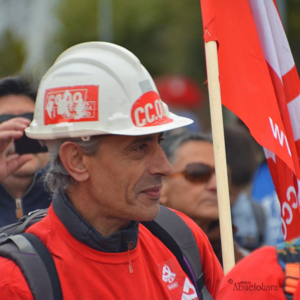 La Dignidad ha cruzado Leganés. Marchas 29NOV