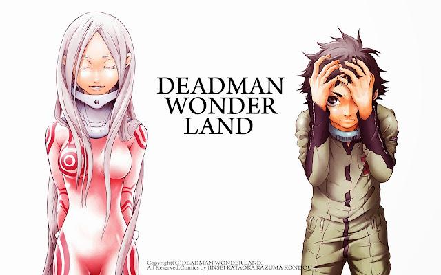 Deadman Wonderland [13/13 Tomos][25 MB][Manga]