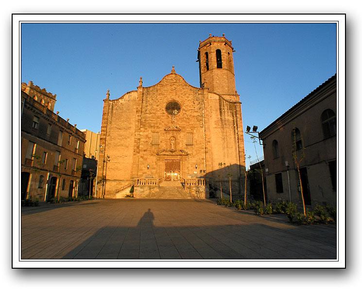 Parròquia de sant Baldiri