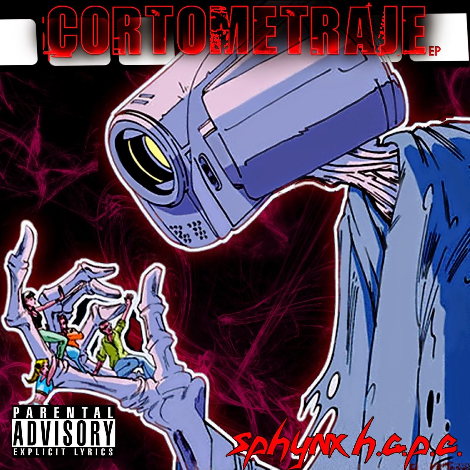 Sphynx Hape - Cortometraje EP [2011]