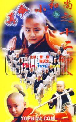 Tiểu Hòa Thượng Thiếu Lâm  Vctv5
