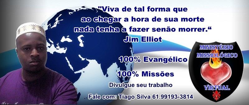 MINISTÉRIO MISSIOLÓGICO VIRTUAL