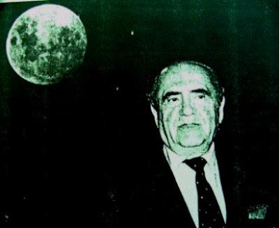 Jenaro Gajardo Vera el dueño de la Luna