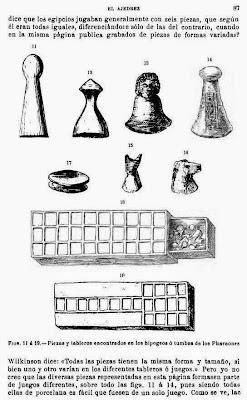 Libro de Josep Brunet i Bellet sobre el origen del ajedrez, página 87