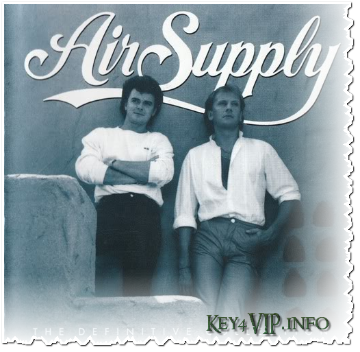 Air Supply - The Definitive Collection (1999) [FLAC]