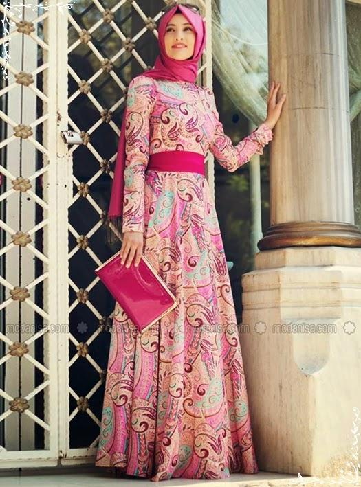 Gamze Polat 2015 Elbise Modelleri
