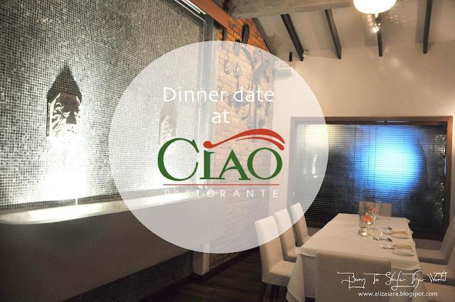 Ciao Ristorante Review