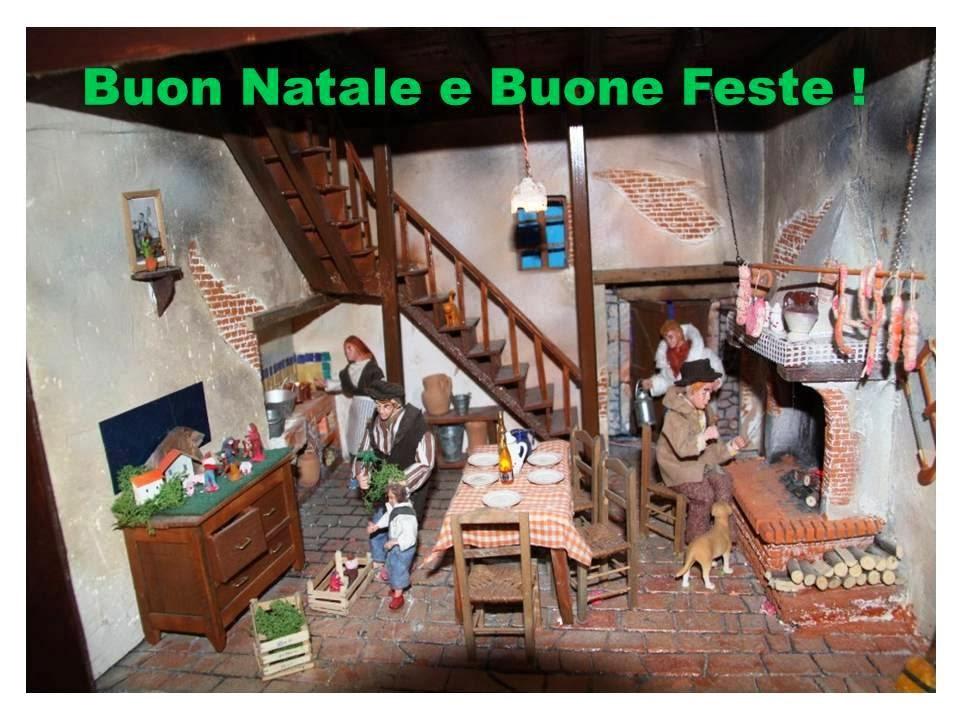 Auguri Di Natale In Sardo Campidanese.Amicomario La Sardegna E Le Sue Antiche Tradizioni Il Natale E Il