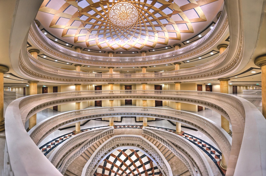 Passion for luxury kempinski hotel residences palm for Top 5 luxury hotels in dubai