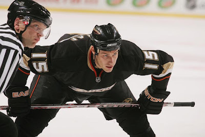 Ryan Getzlaf Ducks contract UFA