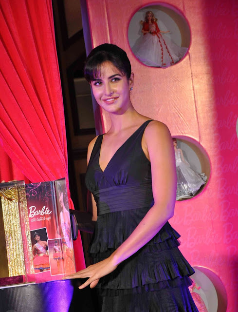 Katrina Kaif Unveils New Barbie Doll Images