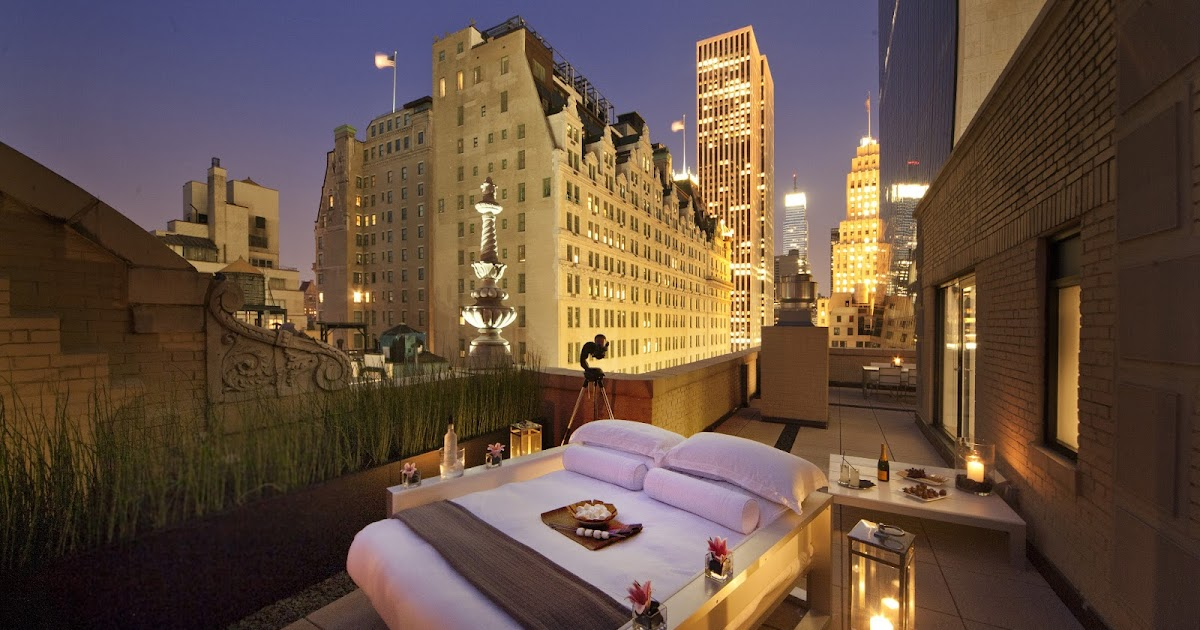 Luxury Life Design Sleep Under The Stars In New York