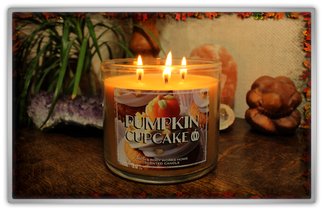 Bath And Body Works Pumpkin Cupcake Pumpkin Coconut Haul Review america candle autumn fall halloween