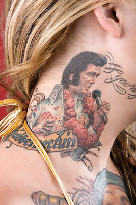 Vhs collection celebrity tattoos