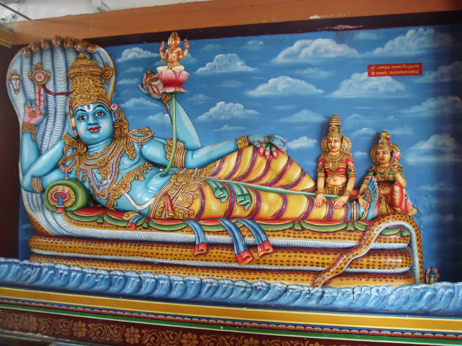 Myths Symbols And Mysteries The Symbolism Of Vishnu In World Religions