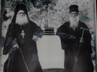 Γέροντες Σωφρόνιος και Σίλβεστρος