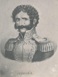FACUNDO QUIROGA  (Virreinato del Río de la Plata 27/11/1788 – 16/02/1835).