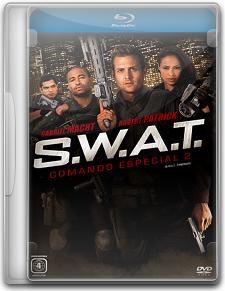Capa S.W.A.T Comando Especial 2   BluRay 720p   Dual Áudio
