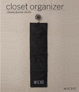Closet Organizer Classic/Petite Shells