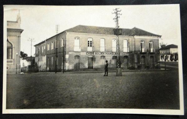 Casa Souza Marques 1920 - Barbacena MG