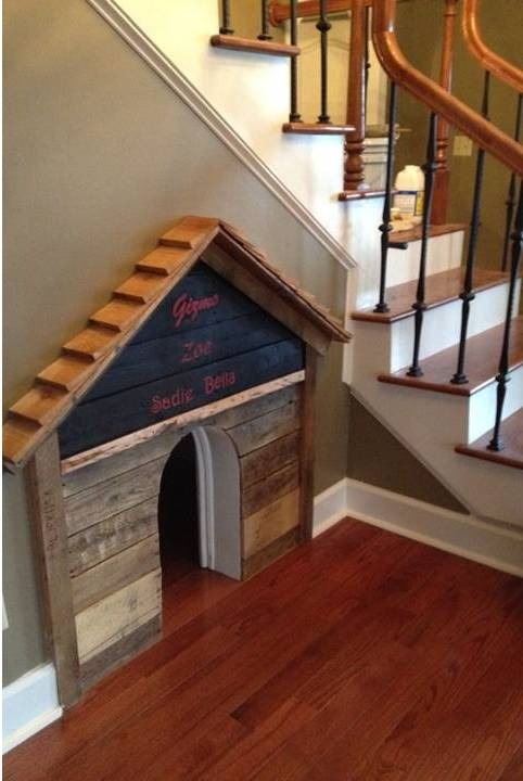 Dwell Of Decor 15 Modern Indoor Dog House Designs