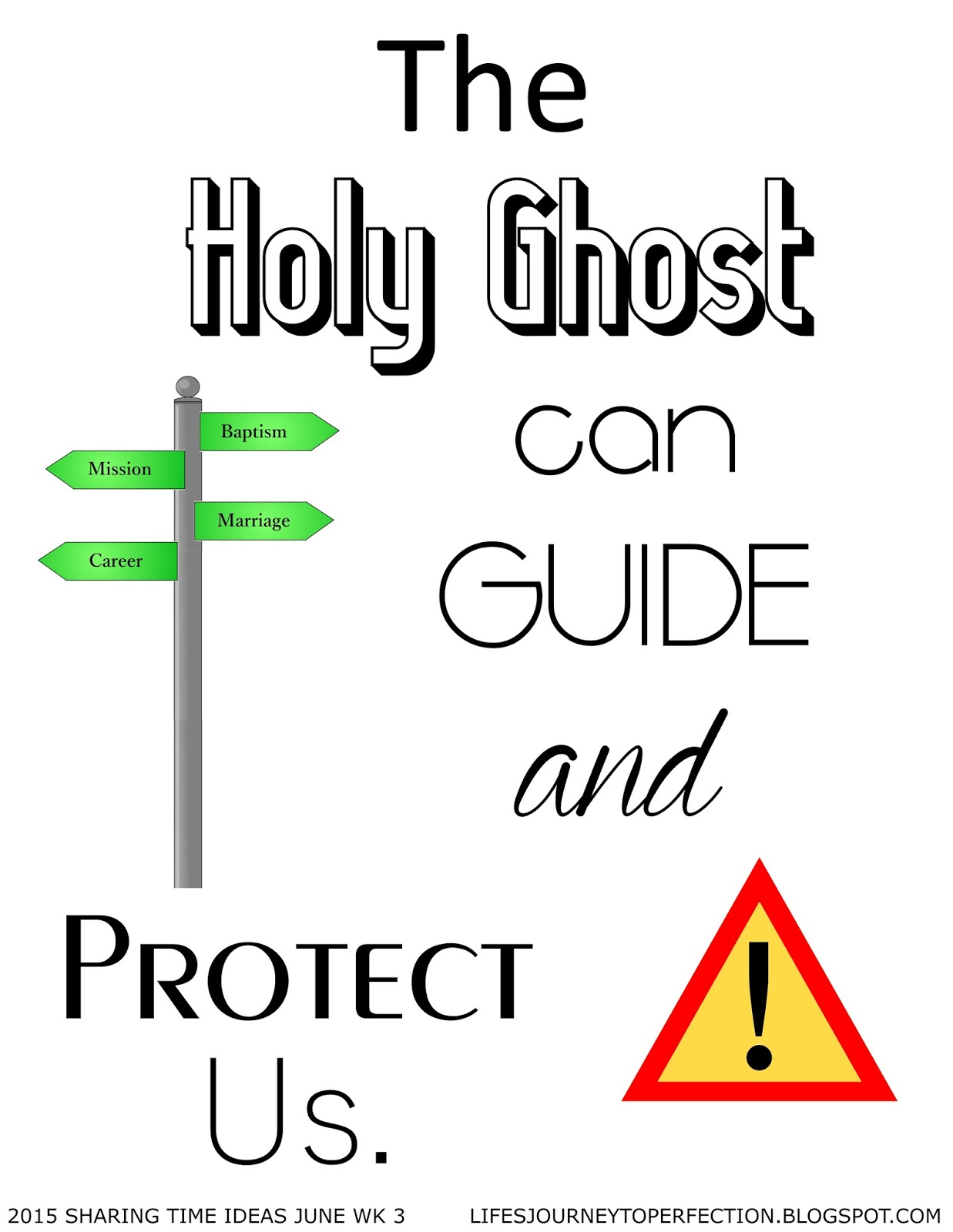 Holy Ghost Guides Us Lds - How To And User Guide Instructions •