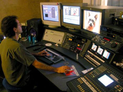Today non linear editing systems are used to edit movies in 1971 the