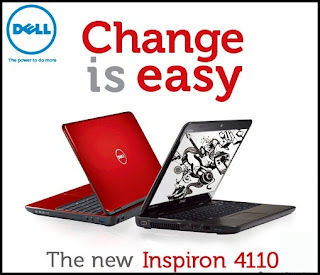 The New Inspiron N4110