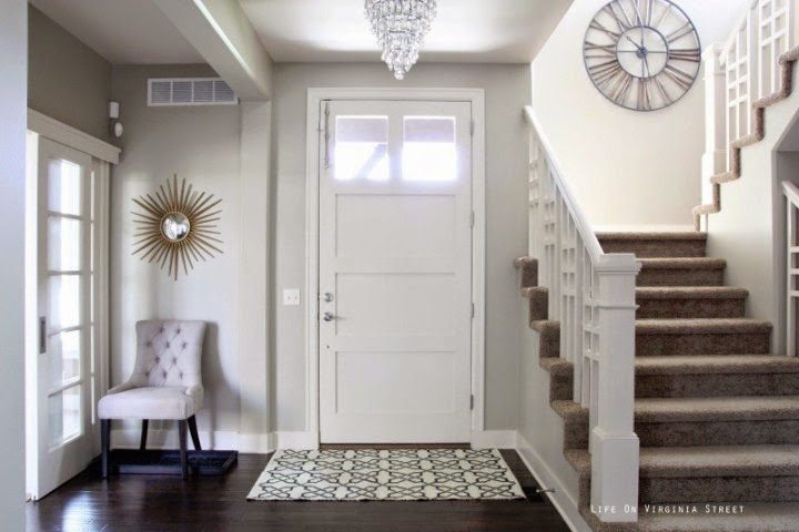 Foyer Ideas Paint Color : Best entryway wall paint colors