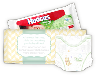 FREE Huggies Little Snugglers Diapers & Natural Care Wipes!