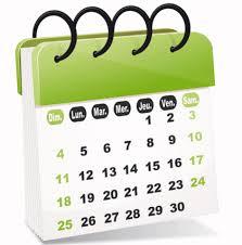 Calendari Feeder 2018 (Provisional)