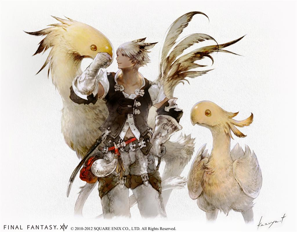 Final Fantasy HD & Widescreen Wallpaper 0.200732873694612