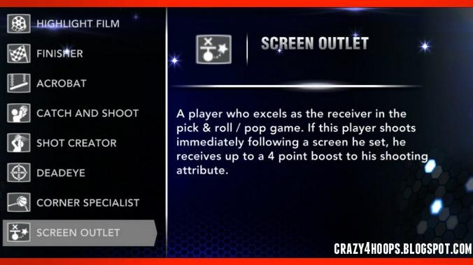 NBA 2k14 Signature Skills Revealed