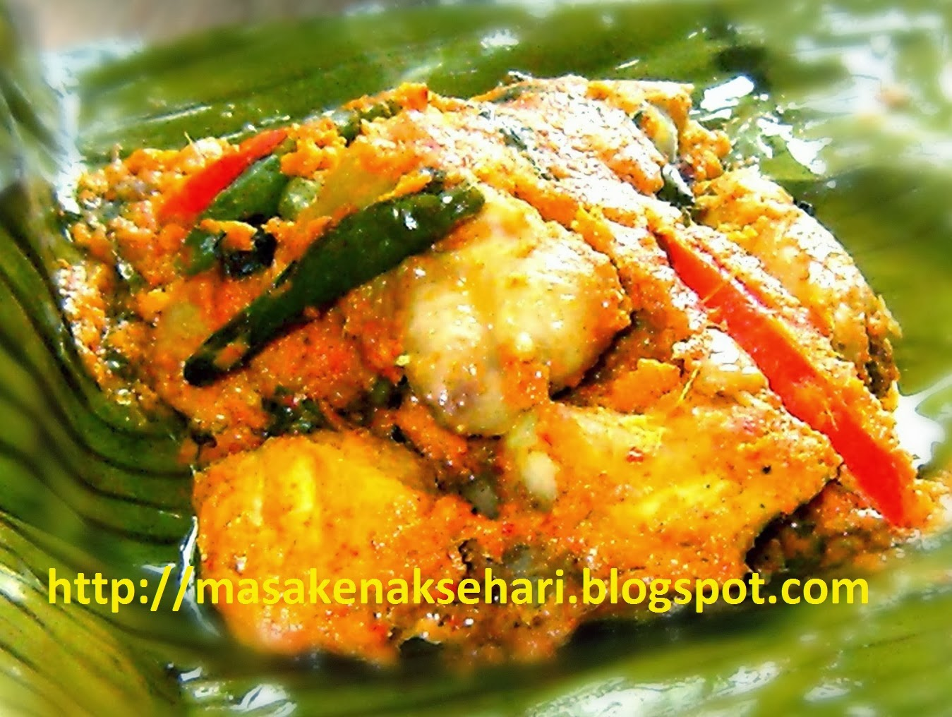 resep ikan tongkol bumbu rujak resepi masakan melayu