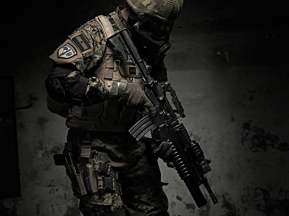 Compañía de Comandos 601 Ejército Argentino