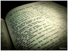 Livro sagrado!, por diogolyra