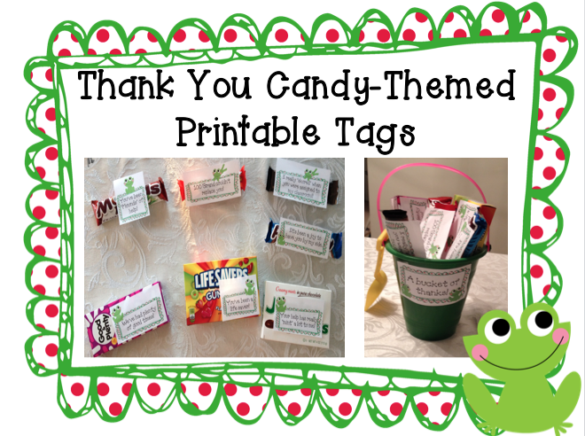 candy thank you cards almond joy just bcause