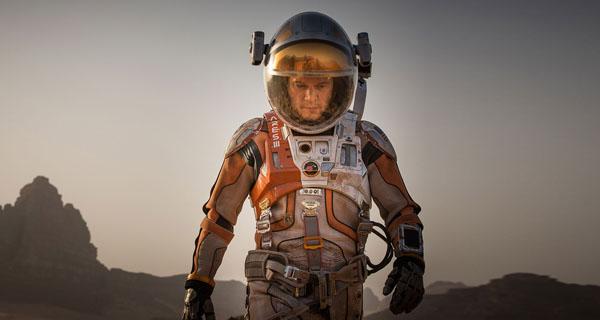 "crítica de ""Marte"" (The Martian)"