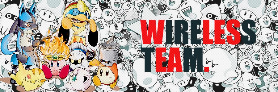 Wireless Team - Um mundo que você nunca viu !!!!