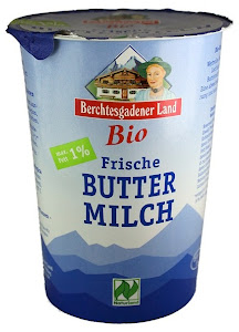 Dieta Dukan Latticello Frische Butter Milch Berchtesgadener Land Bio