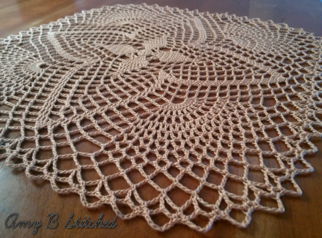A Stitch At A Time for Amy B Stitched: MANDALILY, a FREE crochet ...