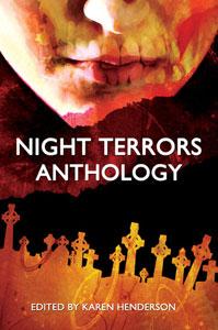 Portada de Night Terros Anthology, de Karen Henderson