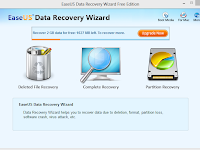 recovery data menggunakan easeus data recovery wizard