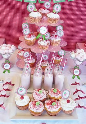 Fresita decoraci n de fiestas de cumplea os infantiles - Motivos infantiles para decorar ...