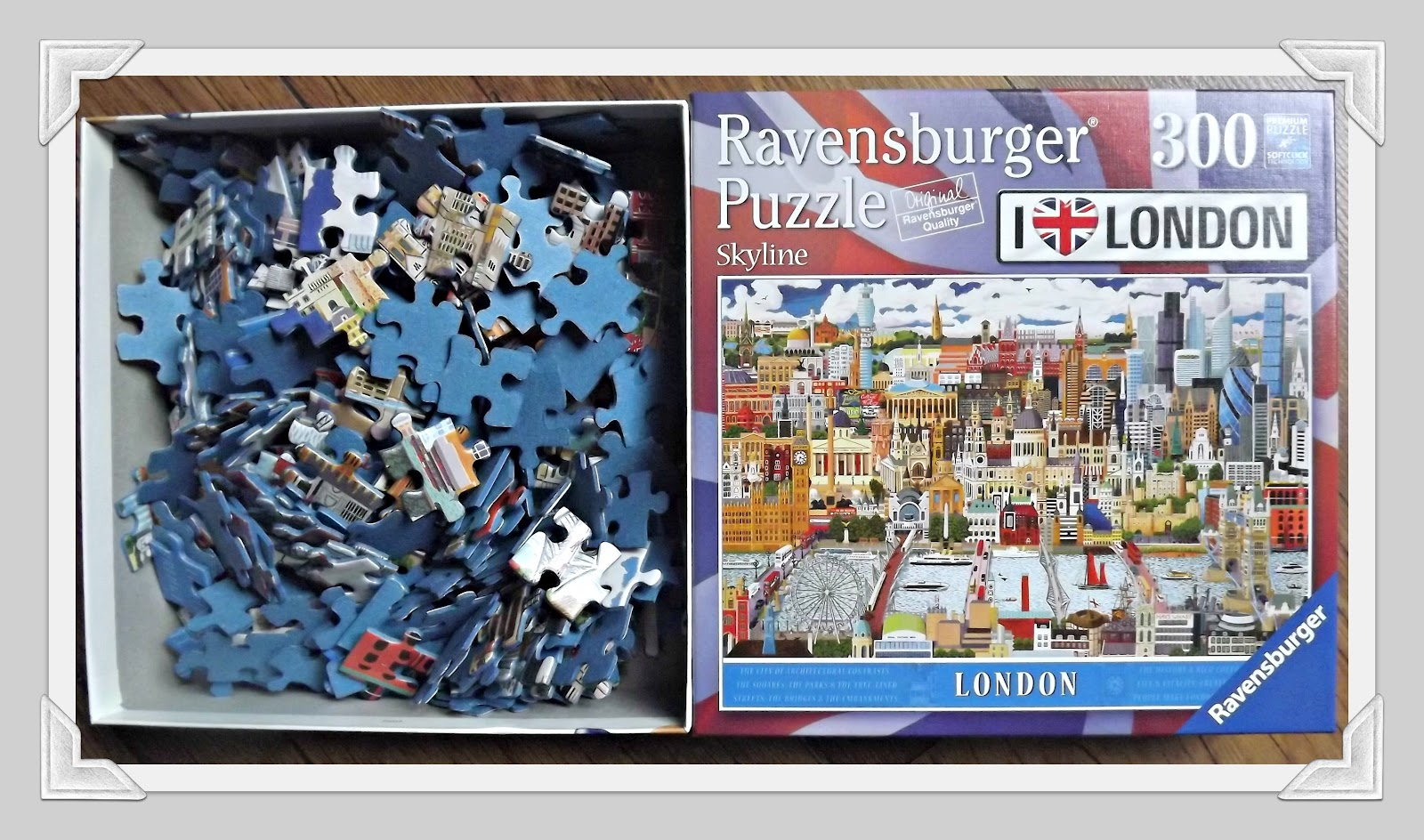 ravensburger puzzles disney. Black Bedroom Furniture Sets. Home Design Ideas